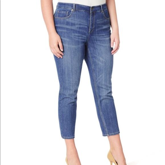 fc9b03ce635cf NWOT Jones New York Plus Size Jeans